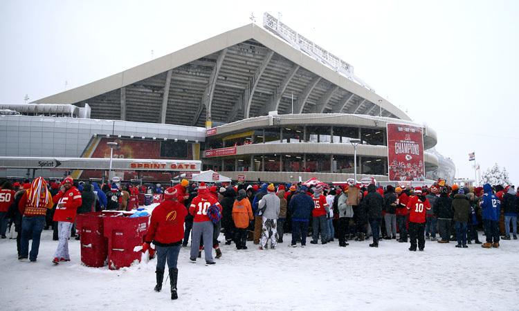 Playoffs Nfl 2019 El Patriots Vs Chiefs Podria Ser El Partido Mas