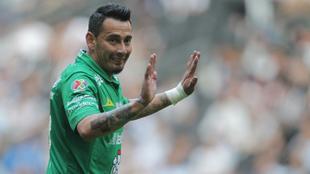 Vinicio Angulo coincidió con el ex de Toluca
