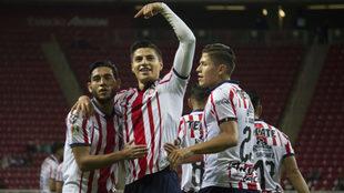 Las Chivas sumas cuatro victorias en cuatro partidos en este 2019