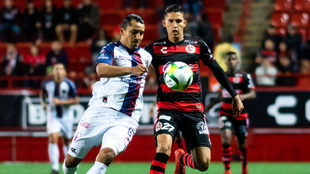 Los Xolos y el Atlante no se hacen daño en la Copa MX.