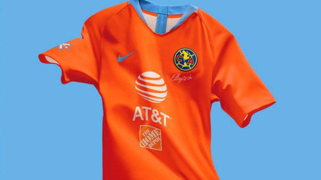 El club usará su tercer uniforme en su primer duelo de local.
