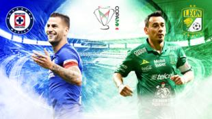 Cruz Azul vs León, en vivo