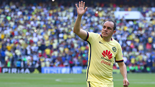 Cuauhtémoc Blanco se convirtió en un ídolo en el fútbol mexicano