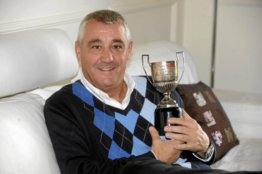 Poli Rincn, legend of Betis: