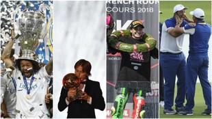 El deporte español, protagonista de las nominaciones a los Laureus...