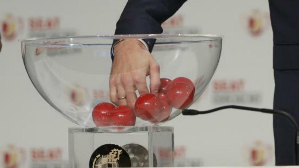 Sorteo Copa del Rey: Cuartos de final: horario y dónde ver ...