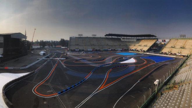 El circuito diseñado para el ROC