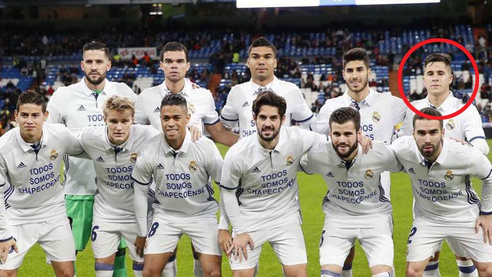 Copa Del Rey Alineación Indebida El Real Madrid Vivió Un Caso Idéntico Al De Chumi En 2016 Con álvaro Tejero Marca Com