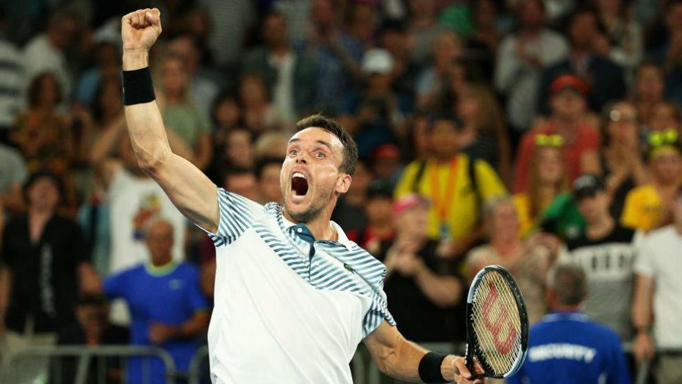 Open de Australia 2019: Bautista sigue invicto y se planta por ...