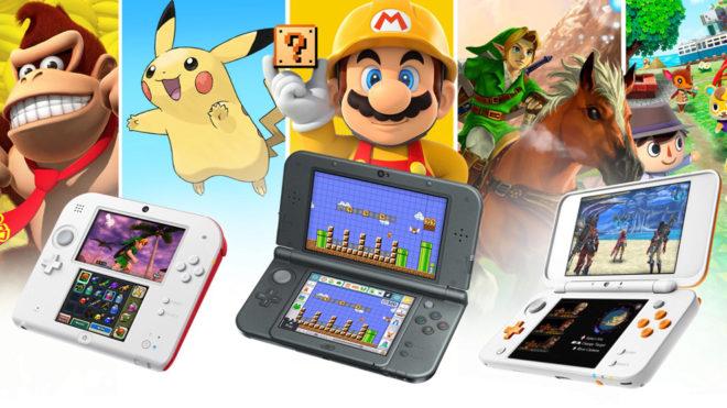 Nintendo Confirma Su Apoyo A La 3ds Puede Coexistir Con Switch
