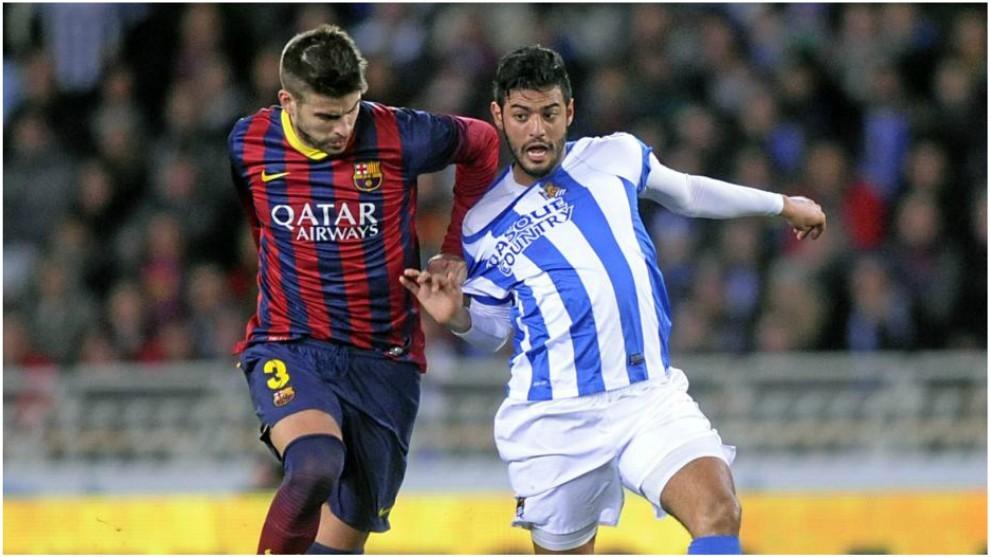 Barcelona consider bid for Los Angeles FC forward Carlos Vela?