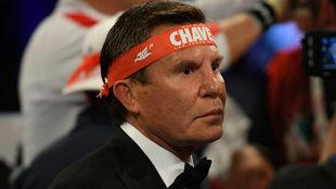 Chávez espera rival para pelea de exhibición