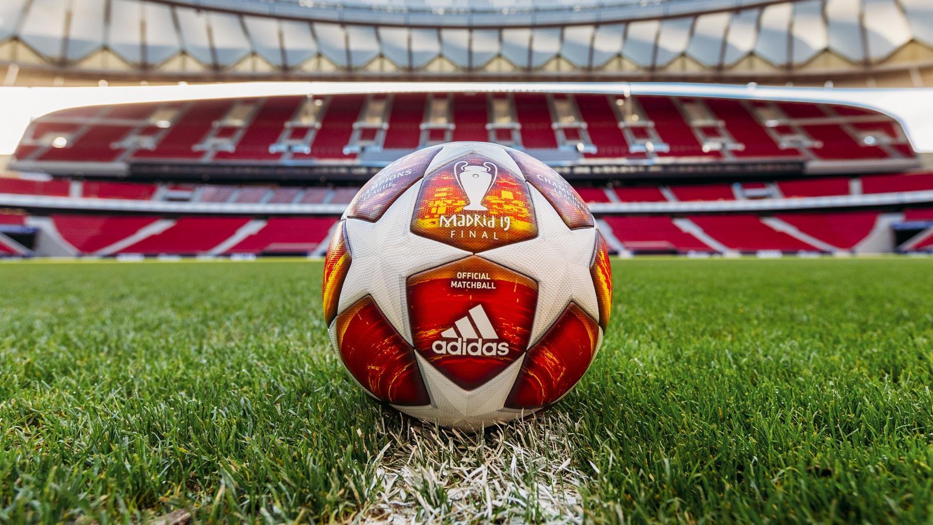 Champions League  Así es el balón de la final de la Champions League ... 3b32ee81f95db
