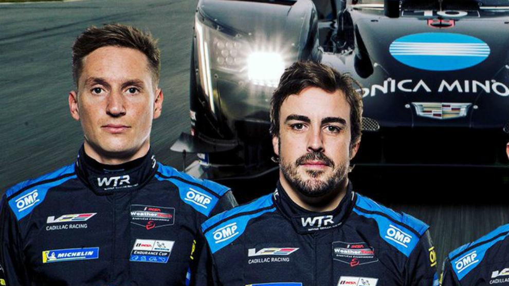 Van der Zande y Alonso.