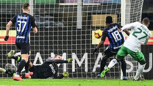 Inter - Sassuolo.