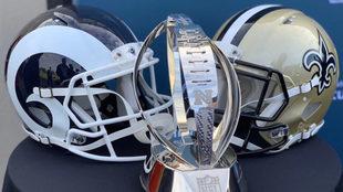 Rams vs Saints, hora y dónde ver.