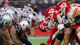 Chiefs vs Patriots, hora y dónde ver.