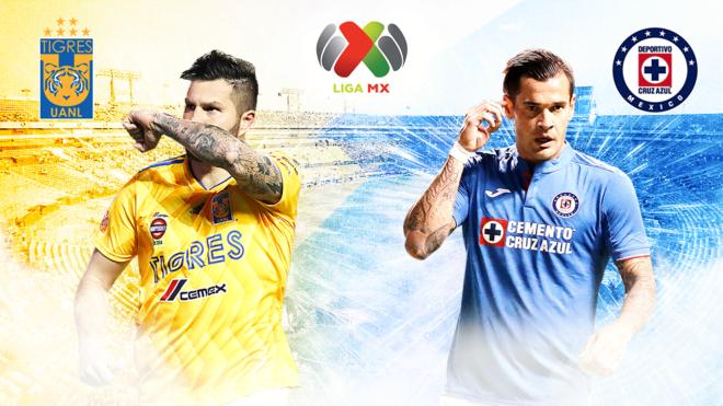 Tigres vs Cruz Azul, minuto a minuto