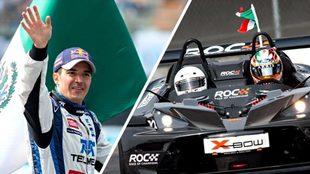 Roc México se caracterizó por la presencia de los mejores pilotos...