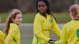 El equipo femenil del Nantes ha causado revuelo en Francia