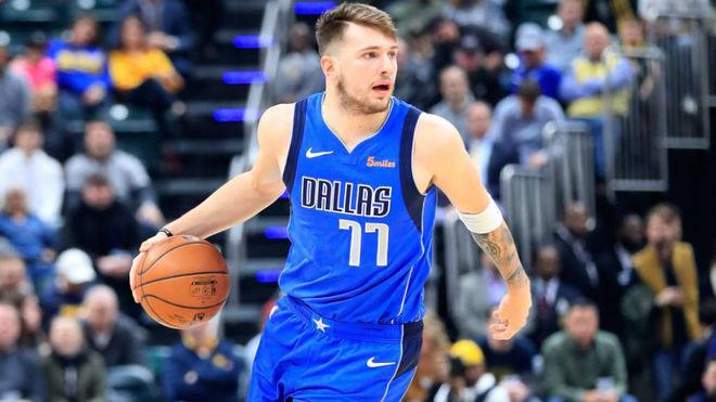 NBA: Pacers Vs Mavericks: Luka Doncic Vive Su Noche Más
