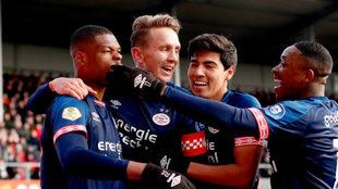 El PSV deja ir los tres puntos.