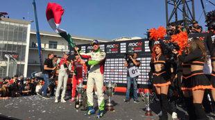 Benito Guerra es el nuevo campeón de campeones del deporte motor