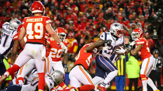Patriots vs Chiefs en vivo: Finales de Conferencia NFL 2019, este domingo