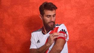 Leonardo Ponzio, elemento del River Plate.