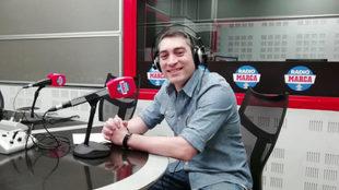 David Luzago en Radio MARCA