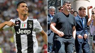 Cristiano Ronaldo footbal spiller