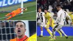 Cristiano no puede con Sorrentino: le para todo en la ida... y un penalti en la vuelta