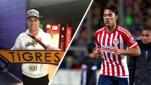 Chivas apoyó a Salcedo para que jugará en Europa
