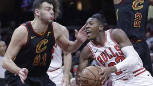 Los Bulls logran la victoria.