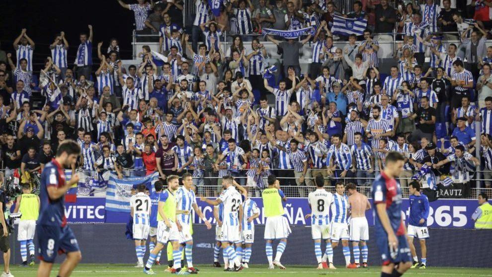 a6b0917b4 Real Sociedad: Ya se venden entradas para el derbi en la web de la ...