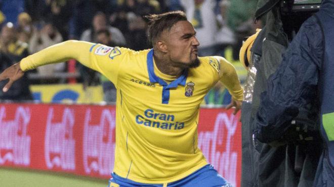 Cómo la UD Las Palmas relanzó la carrera de Prince Boateng