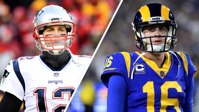 Super Bowl 2019  Vidas paralelas entre Tom Brady y Jared Goff ... de632b81e5f