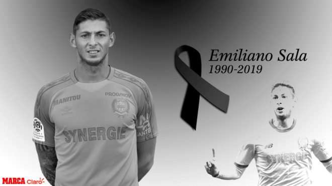 The body of Emiliano Sala recovered