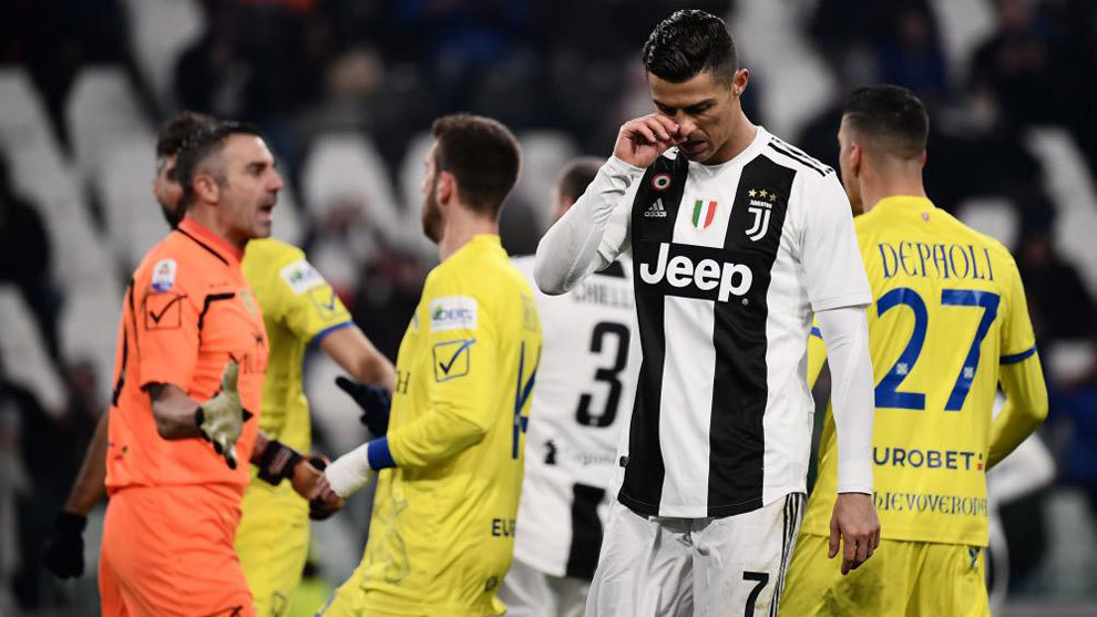 5795eaeeb75 Serie A  Sorrentino reveals the secret behind his Cristiano Ronaldo ...