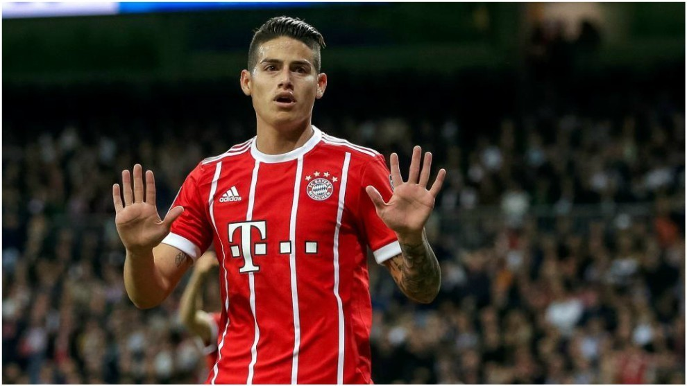 Eriksen: Real Madrid ready to include James Rodríguez in deal