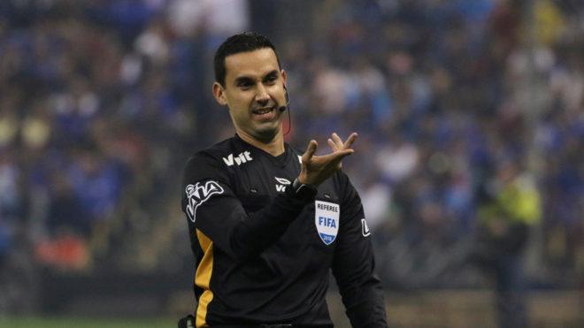 César Ramos será el cuarto árbitro en los cuartos de final ...