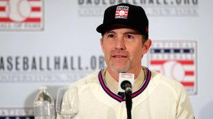 "Mike Mussina: ""El béisbol siempre evoluciona, siempre ha sido..."