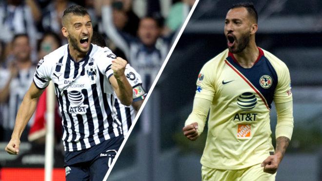 Monterrey vs América, duelo por el liderato