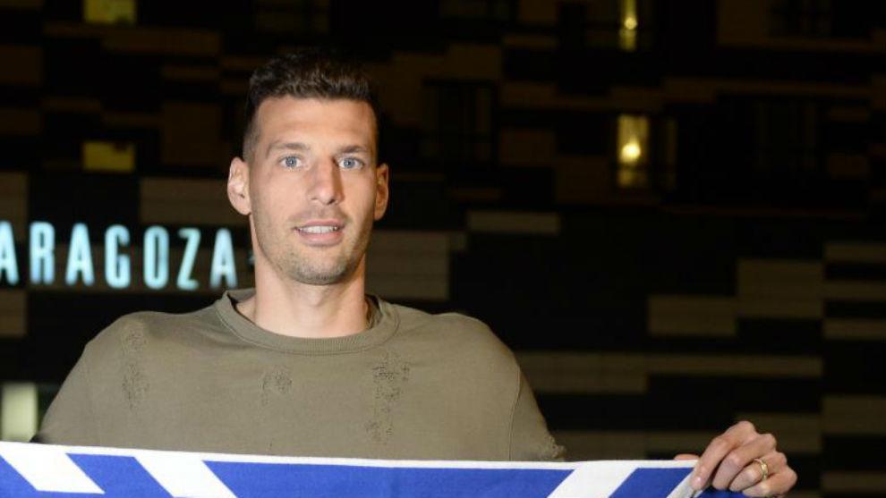 Bruno Perone, nuevo jugador del Extremadura
