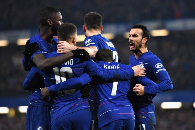El Chelsea se clasifica para la final de la Copa de la Liga que se  disputará en Wembley el 24 de febrero ante el Manchester City. 3b38f37491516