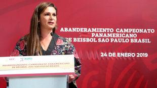 Guevara se coordinará con el presidente de la LMP para definir una...