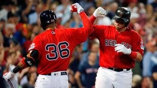 Boston tuvo una temporada extraordinaria