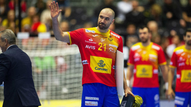 Joan Cañellas, designado por segunda vez en el Mundial mejor jugador...