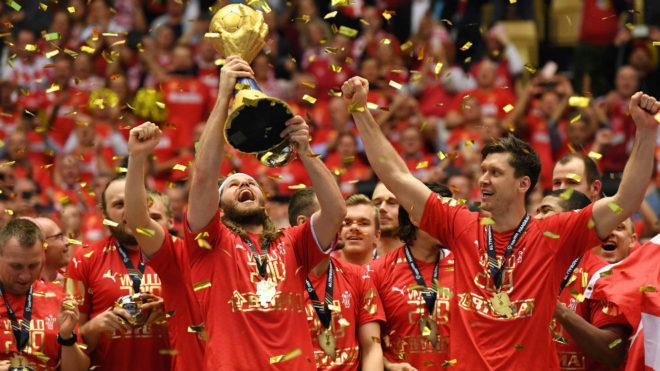 Mundial de balonmano 2019: Dinamarca alcanza su primer ...