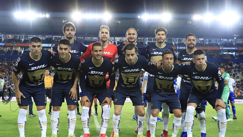 Autorizar Tristemente El sendero  Liga MX Apertura 2020: El torneo de pesadilla de Pumas | MARCA Claro México